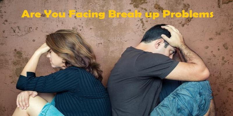 break up problem solutions